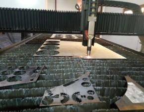 Процесс плазменной резки, КрымМеталл