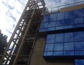 Строительство офисного помещение