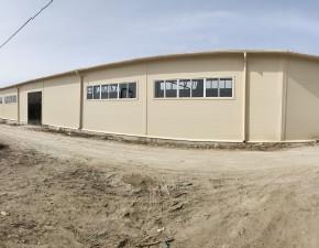 Готовое здание